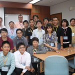 Staff at the GNSS Workshop in Tapei