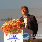 Peter Teunissen at the CSNC 2012