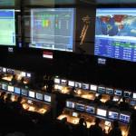 DLR Control Centre at Oberfaffenhoven