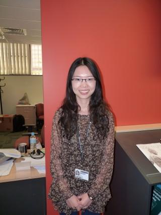 Miss Wei Li
